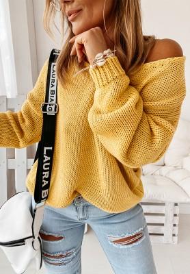 Sweter Feel Yellow