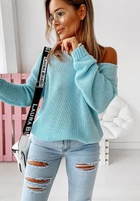 Sweter Feel Baby Blue