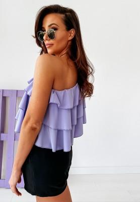 Bluzka Dalia Lilac