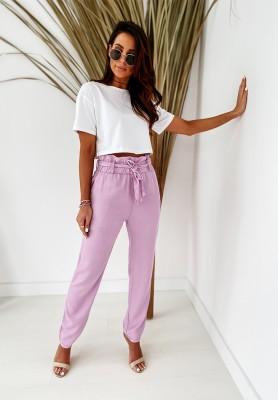 Spodnie Alexis Lilac