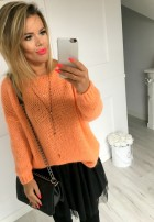 Sweter Intense Orange