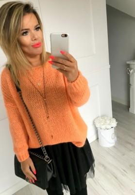 Sweter Intense Orange