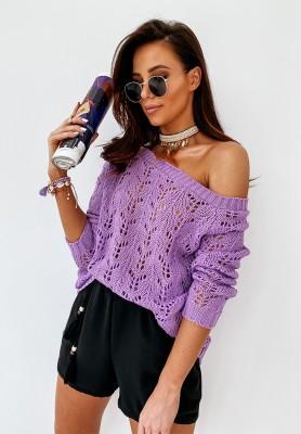 Sweter Sasha Lilac