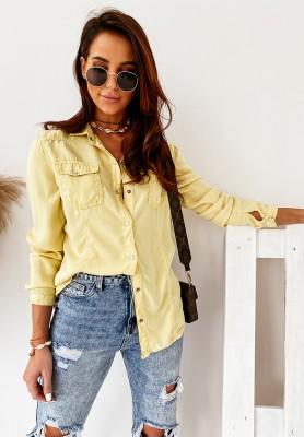 Koszula Serra Yellow