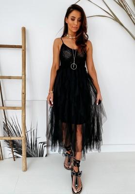 Sukienka Barbados Tiul Black