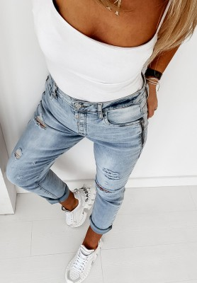 Spodnie Jeans Xantos