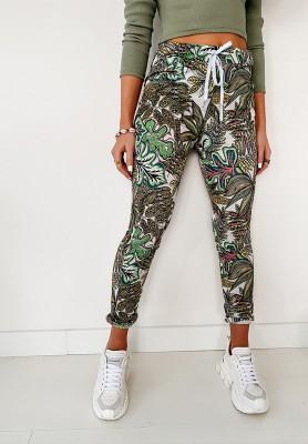 Spodnie Tropic White