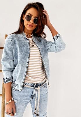 Kurtka Bomberka Jeans Premium Timo