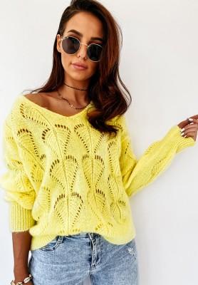 Sweter Oviedo Yellow
