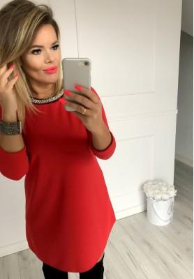 Sukienka Virgin Czerwona
