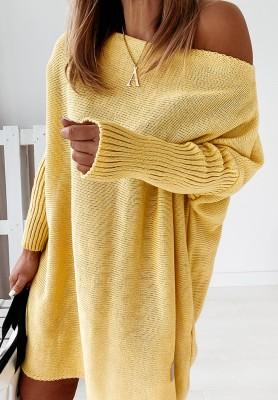 Sweter California Yellow