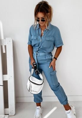 Kombinezon Jeans Casablanca