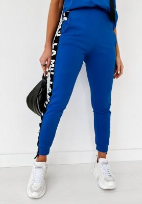 Spodnie Lamu B&W Blue