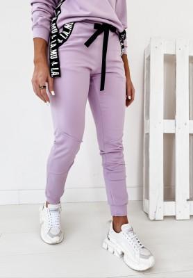 Spodnie Lamu Viva Lilac