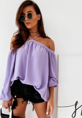 Bluzka Atlanta Lilac