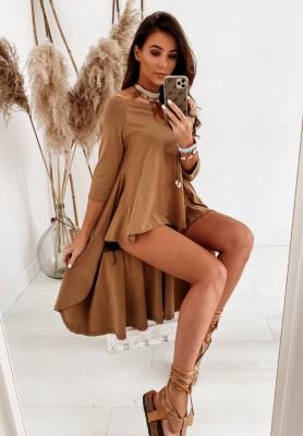 Bluzka Tunika Giovanna Camel