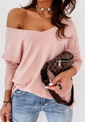 Sweter Parma Ciemny Puder