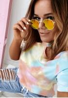 Okulary Pillot Gold