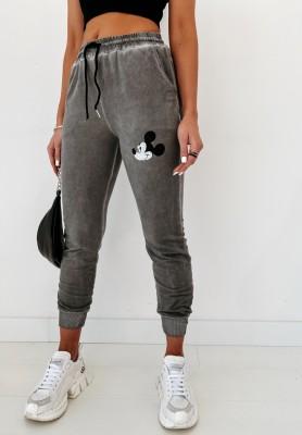 Spodnie Dresowe Mouse Grey