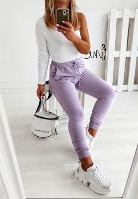 Spodnie Mirador Lilac