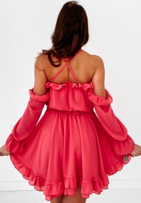 Sukienka Serena Malina