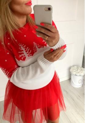 Sweter Christmas Tree