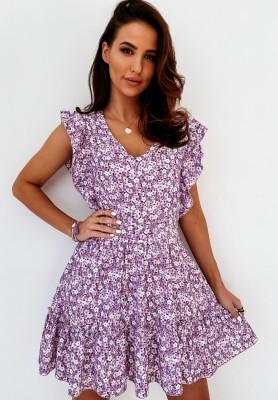 Sukienka Meadow Lilac