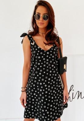 Sukienka Estrella Lou Black