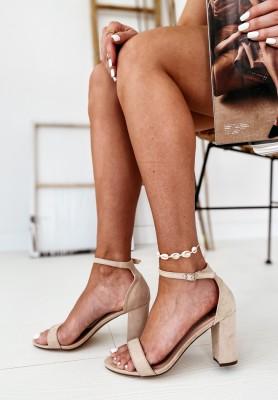 Sandałki Alara Beige