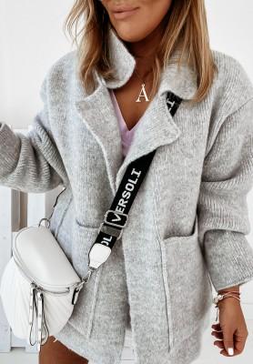 Kardigan Marbella Grey