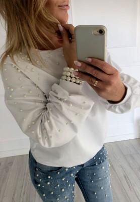 Bluza Libri Biała