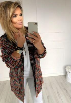 Sweter Kardigan Multicolor