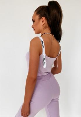 Top Armelle La Blanche Lilac