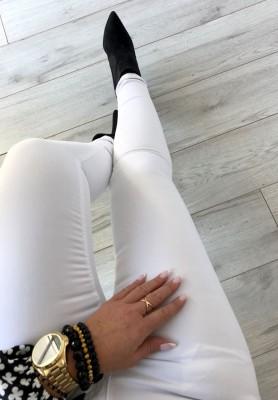 750 Spodnie Miss White