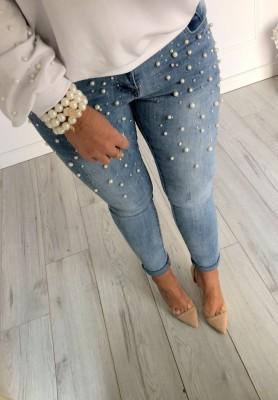 1846-5 Spodnie Jeans Royal