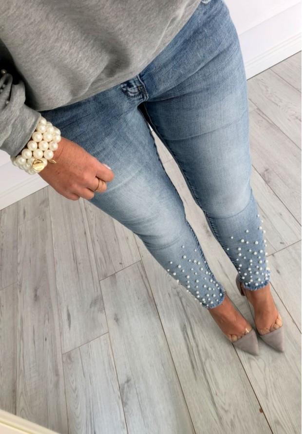 1846-0 Spodnie Jeans Celebrity