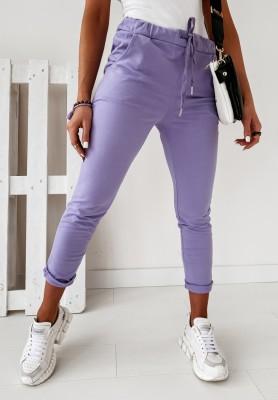 Spodnie Dresowe Bathala Lilac