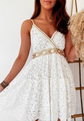 Sukienka Boho Mandira