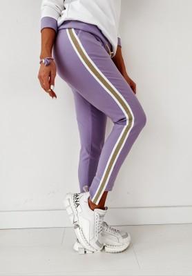 Spodnie Cocomore Anelia Violet