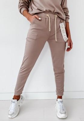 Spodnie Cocomore Tarissa Latte