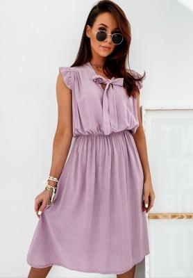 Sukienka Maurice Groszki Lilac