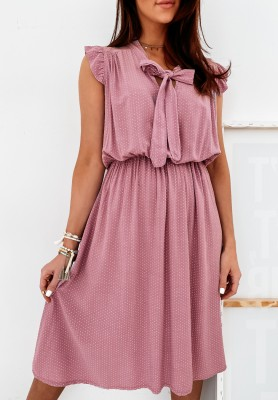 Sukienka Maurice Groszki Blueberry