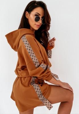 Shorty Carvia Lou Camel
