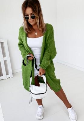 Sweter Kardigan Bueno Green