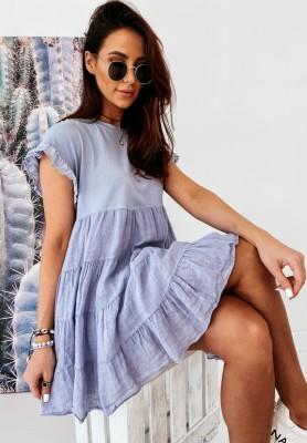Sukienka Adrina Lilac
