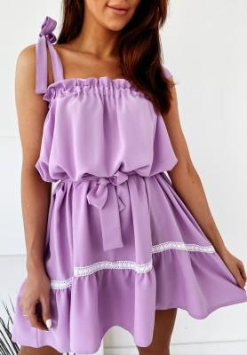Sukienka Solei Lilac