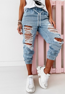 Spodnie Jeans Huron