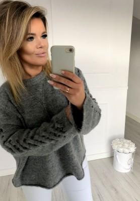 Sweter Vip Szary