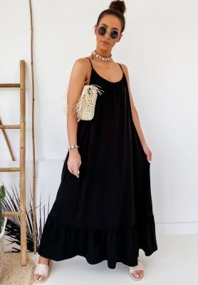 Sukienka Maxi Caraway Black