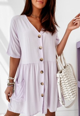 Sukienka Boho Sherman Lilac